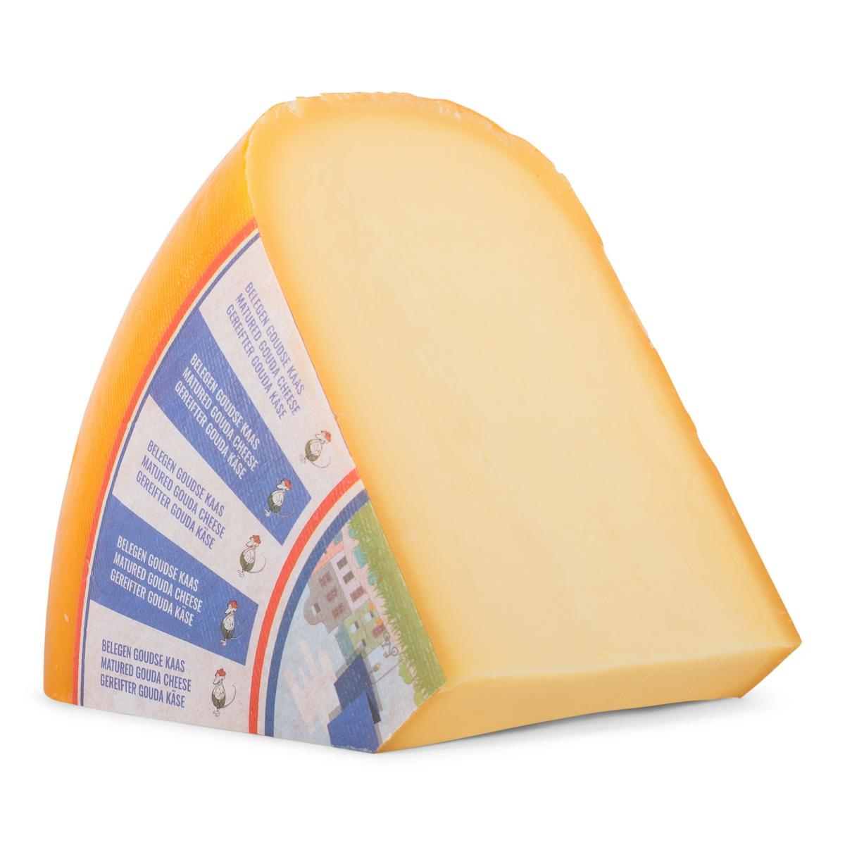 MIttelalter Käse (Reifezeit von 16 - 18 Wochen)