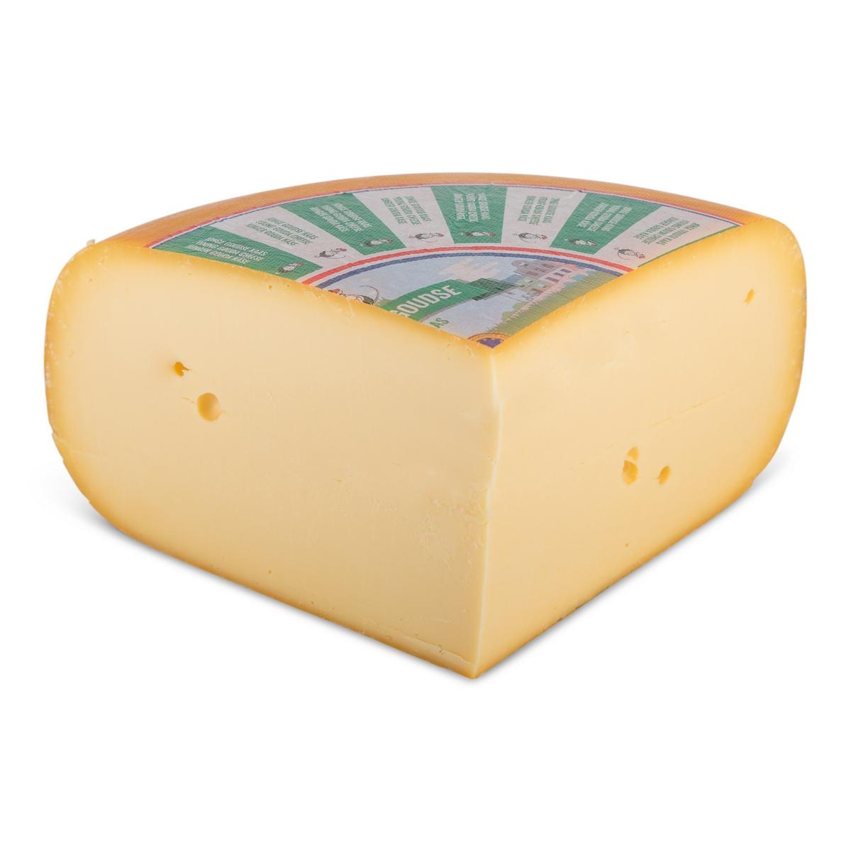 Junger Käse (Reifezeit von 4 Wochen)
