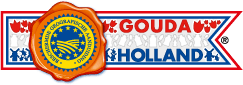 Gouda Käse aus Holland