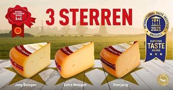 Nordholland Gouda Käse - Rotes Siegel