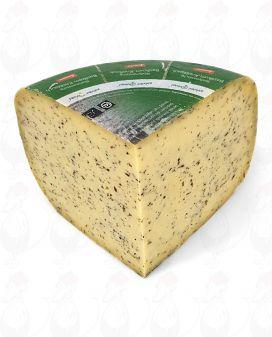 Basilikum-Knoblauch Gouda Biodynamische Käse - Demeter