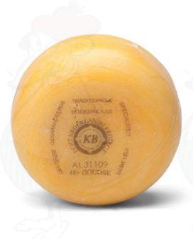 Gouda Bauernkäse Naturell, 1 Pfund  | 400 Gramm | Premium Qualität