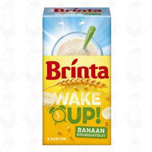 Brinta Wake Up! Banaan Drinkontbijt 5 x 22g