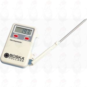 Digitales Thermometer mit Temperaturalarm, Leitung 600 mm