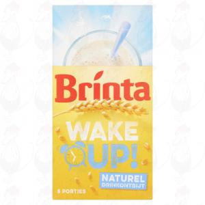 Brinta Wake Up! Naturel Drinkontbijt 5 x 23g