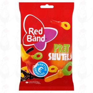 Red Band Pret Sleutels 180g