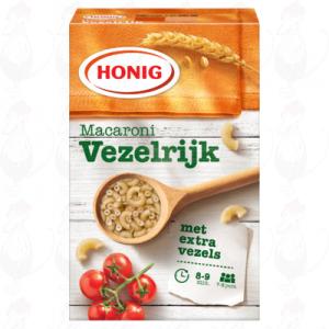 Honig Macaroni Vezelrijk 550g