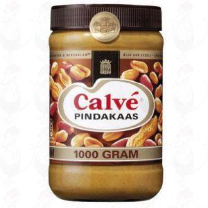 Calv? Pindakaas Pot 1kg