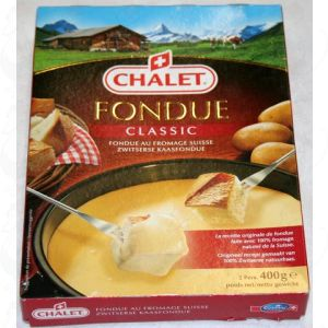 Käsefondue fertig - Chalet Fondue 400 gramm