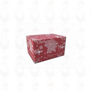 Liefer-Box Red Box Weihnachten