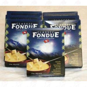 Classic Fondue 400 g  |