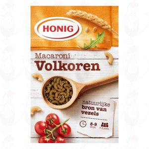 Honig Macaroni Volkoren 550g