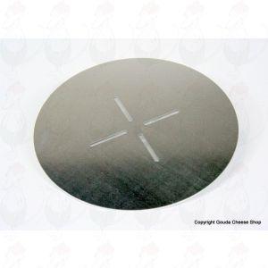 Runde Fonduetopf-Wärmescheibe Ø 15,5 cm