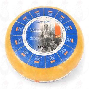 Gereifter Gouda Biodynamische Käse - Demeter | Ganzer Käse 5 Kilo