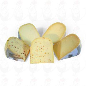 Große biologischen Käse-Paket - Kuh | Premium Qualität