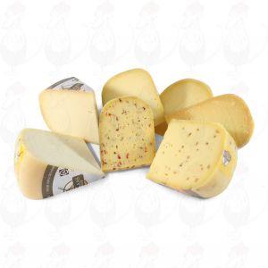 Bio Käse Komplettpaket | Premium Qualität