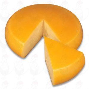 Bauern Graskäse - Maikäse | Premium Qualität | Premium Qualität | Ganzer Käse 16 kilo