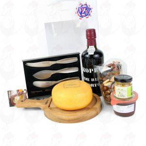Goodiebag Käse und Port