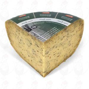 Brennnesselkäse Gouda Biodynamische Käse - Demeter