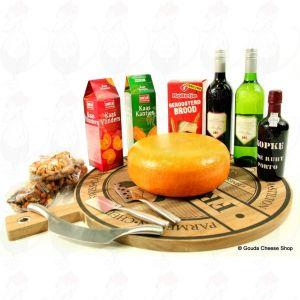 Deluxe-Paket ganzen Käse