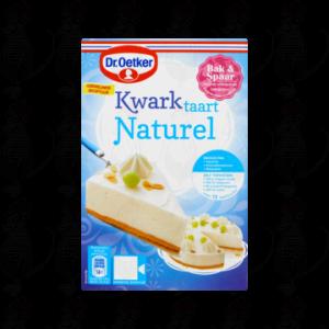 Dr. Oetker Kwarktaart Naturel 445g