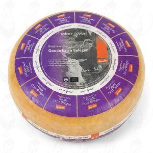 Extra Gereifter Gouda Biodynamische Käse - Demeter | Ganzer Käse 11 Kilo