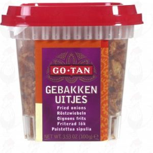 Gebakken Uitjes - Fried Onions - Got Tan - 100 gram