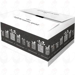 Liefer-Box Überraschung Schwarz