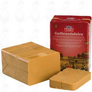 Gjetost Gudbrandsdalen - Gudbrandsdalsost | Käse aus Norwegen