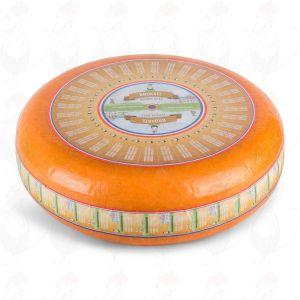 Bröckelkäse - Bröckelgouda| Ganzer Käse 10 Kilo | Premium Qualität