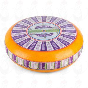 Extra gereifter Gouda Käse | Ganze Käse 11 kilo | Premium Qualität