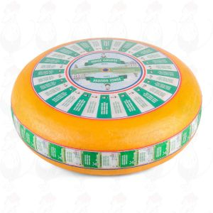 Junger Gouda Käse | Ganze Käse 12 kilo | Premium Qualität