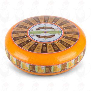 Alter Käse - Gouda | Ganze Käse 12 kilo | Premium Qualität