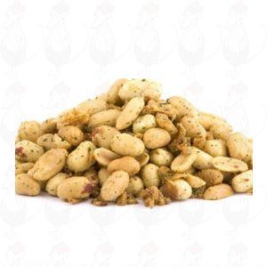 Kräutererdnüsse mit Zwiebeln und Knoblauch| 500 gr
