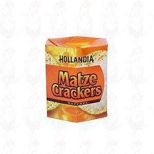 Hollandia Matze Crackers Naturel 16 stuck