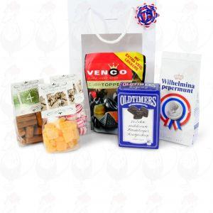 Goodie Bag typisch holländischen Süßigkeiten