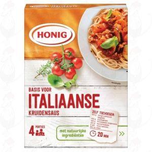 Honig Basis voor Italiaanse Kruidensaus 68g