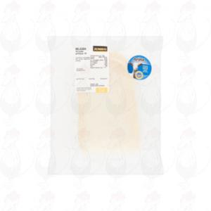 Schnittkäse Gereifter Ziegekäse 50+ | 200 gram in Scheiben