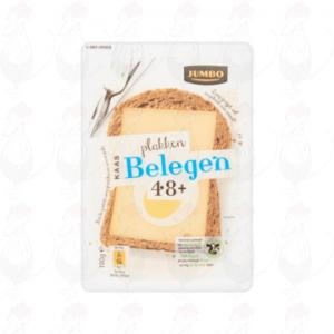 Schnittkäse Gereifter goada käse 48+ | 190 gram in Scheiben