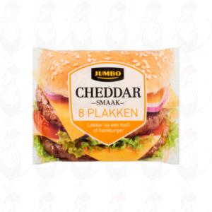 Schnittkäse  cheddar 45+ | 200 gram in Scheiben