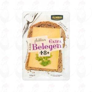 Schnittkäse Extra Gereifter goada käse 48+ | 190 gram in Scheiben