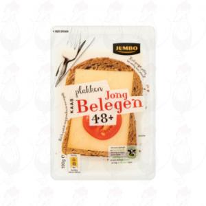 Schnittkäse Gouda 48+ Jung Gereifter | 400 gram in Scheiben