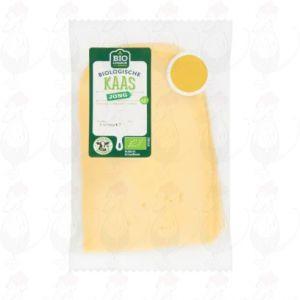 Schnittkäse Jung organisch käse 48+   75 gram in Scheiben