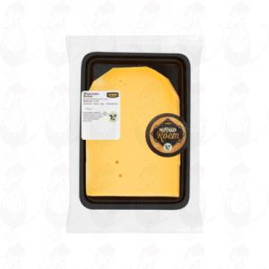 Schnittkäse Wapenaer Roem Alt 50+ | 200 gram in Scheiben