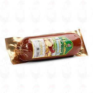 Geräucherter Käse - Gouda Wurst | 500 Gramm | Premium Qualität