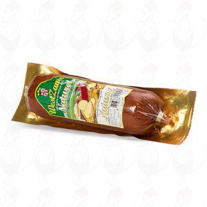 Geräucherter Käse - Gouda Wurst | 200 Gramm | Premium Qualität