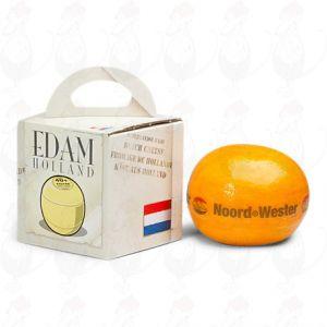 Edamer Käse in der Geschenkbox - Edammer gewicht +/- 1,6 kilo