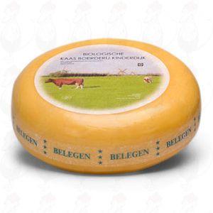 Gereifter Bio Käse | Ganzer Käse 5,4 Kilo | Premium Qualität