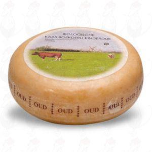 Bio Käse Alt | Ganzer Käse 4,5 Kilo | Premium Qualität