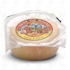 Tête de Moine - Halber Käse  | 425 Gramm | Premium Qualität